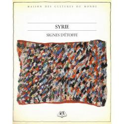 Syrie, signes d'étoffe