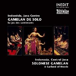 INDONESIA • SOLONESE GAMELAN