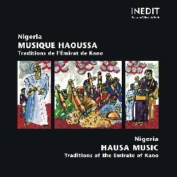 NIGERIA • HAUSA MUSIC