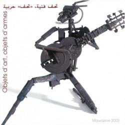Objets d'art objets d'armes