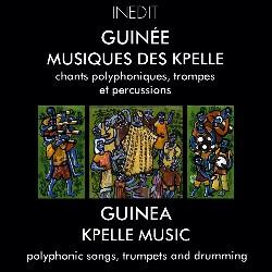 GUINEA • KPELLE MUSIC