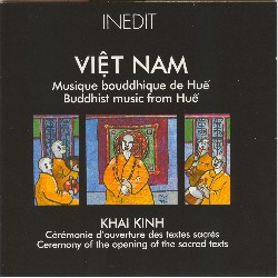 VIETNAM • MUSIQUE...