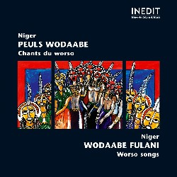 NIGER • WODAABE FULANI