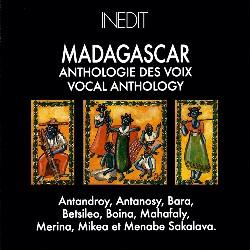 MADAGASCAR • VOCAL ANTHOLOGY
