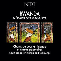 RWANDA • MÉDARD NTAMAGANYA