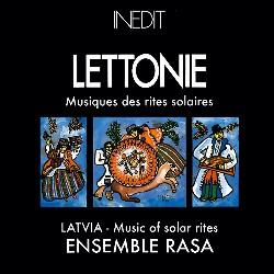 LATVIA • MUSIC OF THE SOLAR...