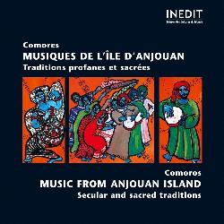 COMOROS • MUSIC OF ANJOUAN...