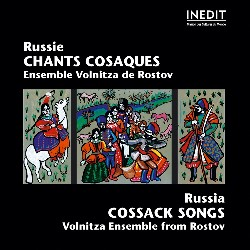 RUSSIE • CHANTS COSAQUES