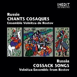 RUSSIA • COSSACK SONGS