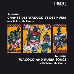 TANZANIA • WAGOGO AND KURIA...