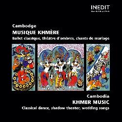 CAMBODIA • KHMER MUSIC