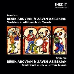 ARMENIA • BENIK ABOVIAN AND...