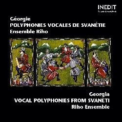 GEORGIA • VOCAL POLYPHONIES...