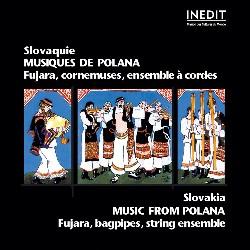 SLOVAKIA • MUSIC FROM POLANA