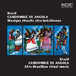 BRAZIL • CANDOMBLÉ DE ANGOLA